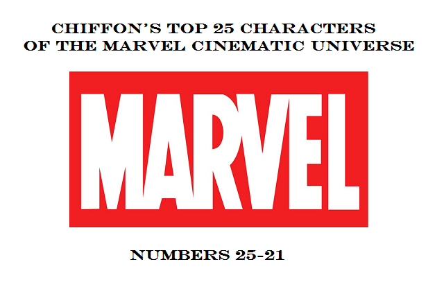 Marvel Week: The Top 25 Marvel Cinematic Universe Characters (25-21) 5