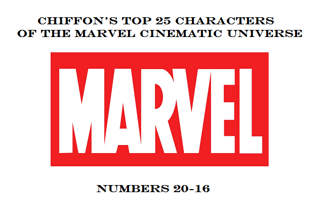 Marvel Week: The Top 25 Marvel Cinematic Universe Characters (20-16) 5