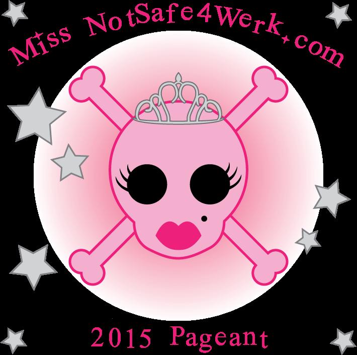 Miss NotSafe4Werk.com 2015 Pageant Swimsuit Videos 5