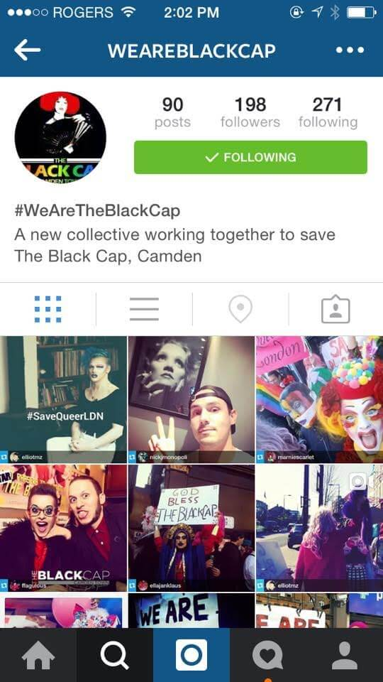 The initiative even has its own Instagram account