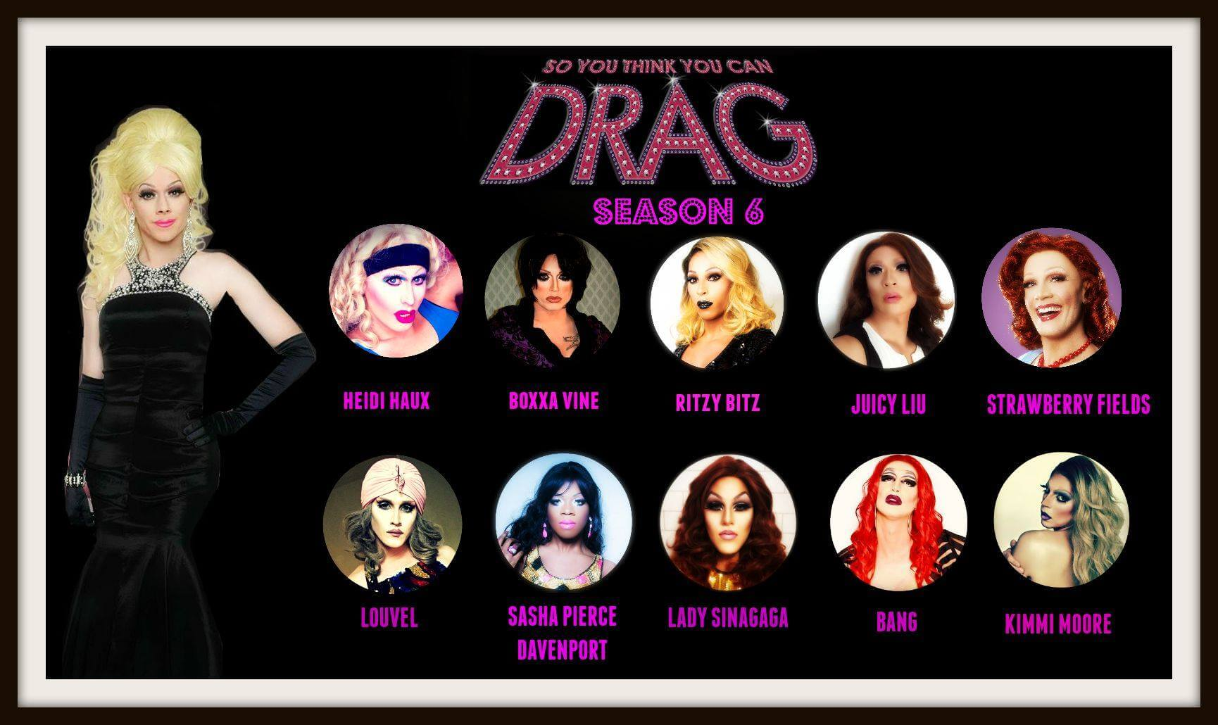 """Talking Season Six of """"So You Think You Can Drag"""" with Chelsea Piers 7"""