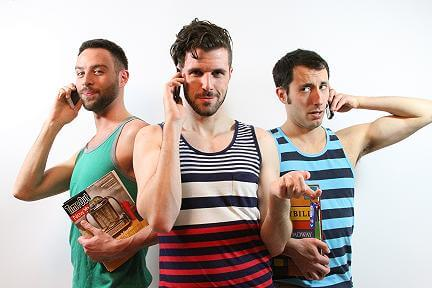 Press Photo 1 - Ken Urso, Christian Mansfield, Philip Mutz