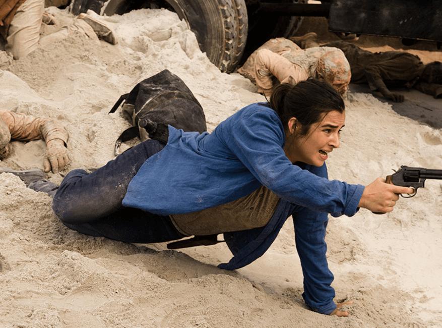 What The Walking Dead: Swear 1