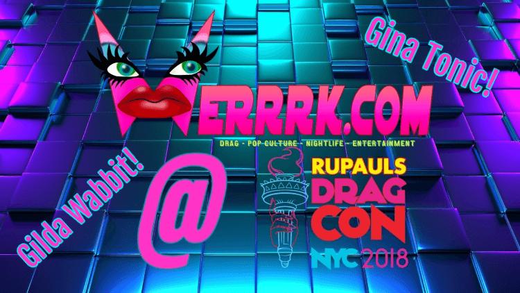 BEBE ZAHARA BENET INTERVIEW: WERRRK.com's COVERAGE OF RUPAUL'S DRAGCON NYC 2018 3