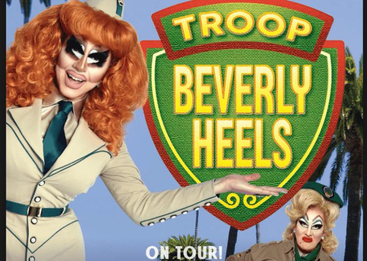 Troop Beverly Heels 3