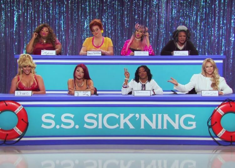 Racing With Haley: Snatch Game At Sea 3