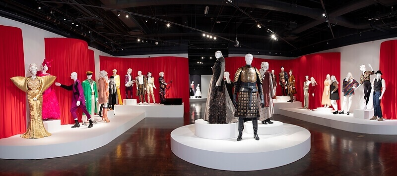 """A Haute Second with Spencer: The 13th """"Art of Television Costume Design"""" Exhibition 3"""