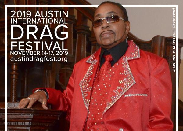 Austin International Drag Festival Headliner Announcement: Rasta Boi Punany 1