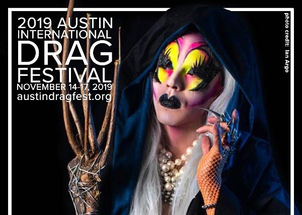 Austin International Drag Festival Headliner Announcement: Dr. Lady J 1