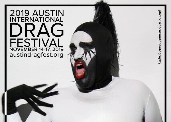 Austin International Drag Festival Headliner Announcement: Rosalind Hussell 1