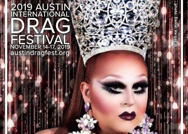 Austin International Drag Festival Headliner Announcement: Vegas Van Cartier 1