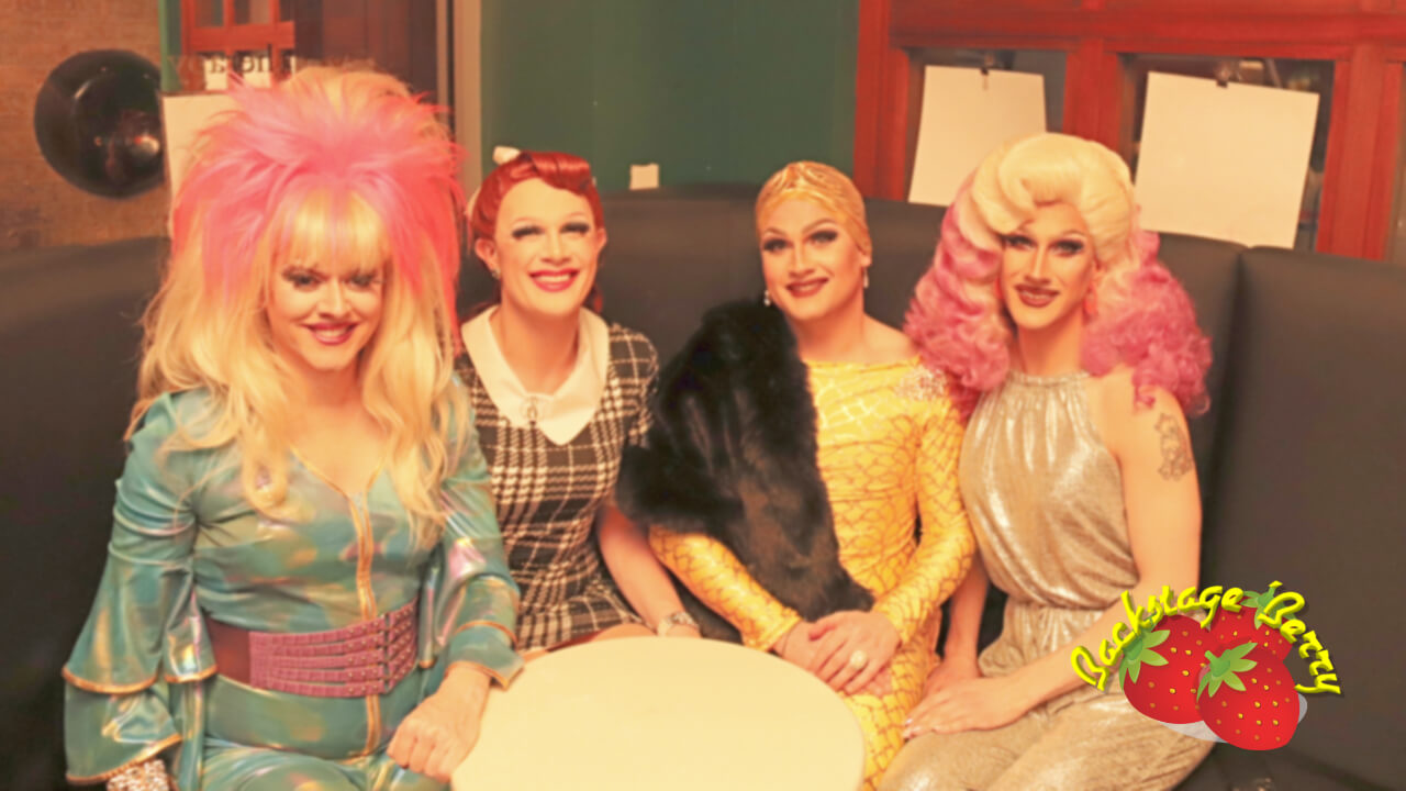 Backstage 'Berry: SLURP! 9th Anniversary Show! 1