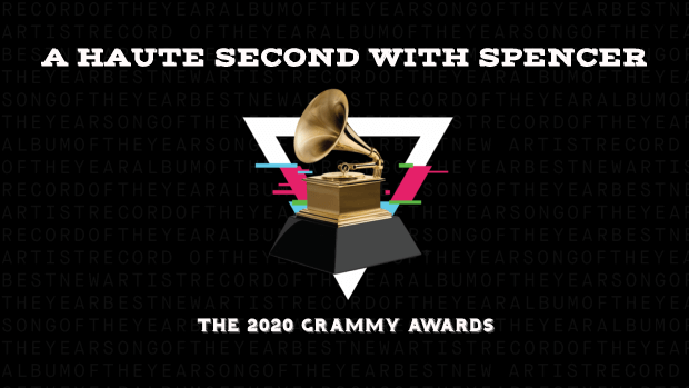 A Haute Second with Spencer: The Grammys 2020 3