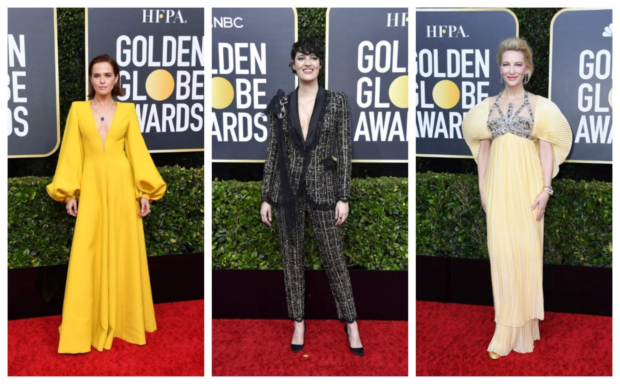 A Haute Second with Spencer: The Golden Globes 2020 3