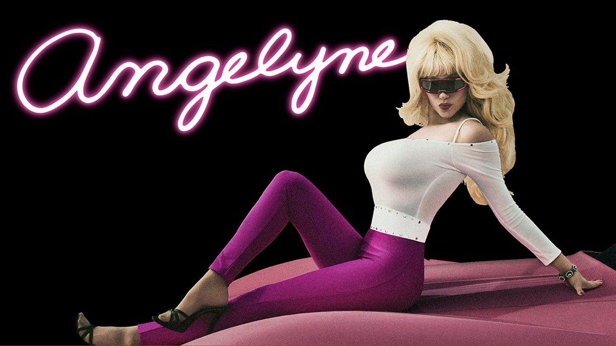 The Angelyne Trailer Busts Out! 1
