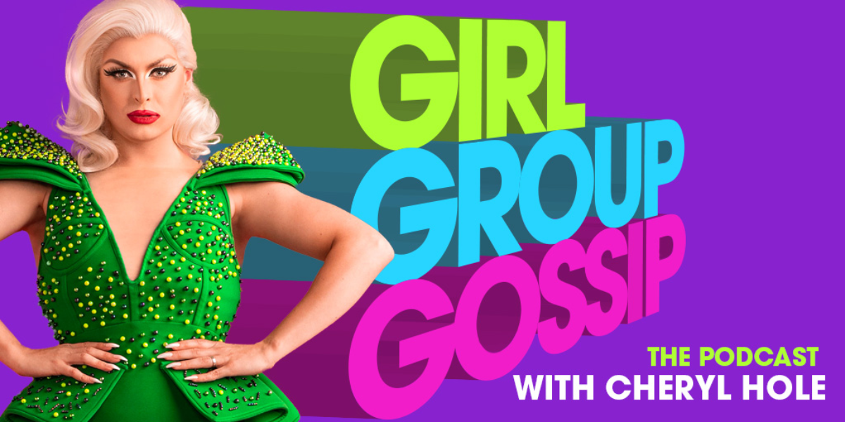 """Cheryl Hole Debuts New Podcast """"Girl Group Gossip"""" 7"""