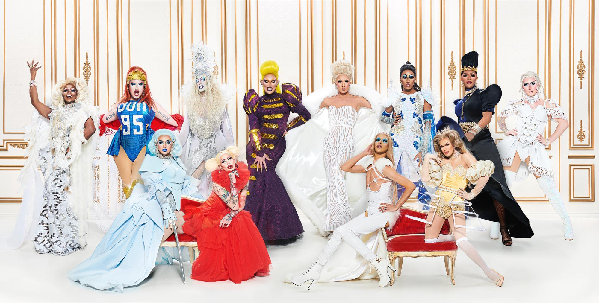 Canada's Drag Race S1:E10 (U Wear it well) 9