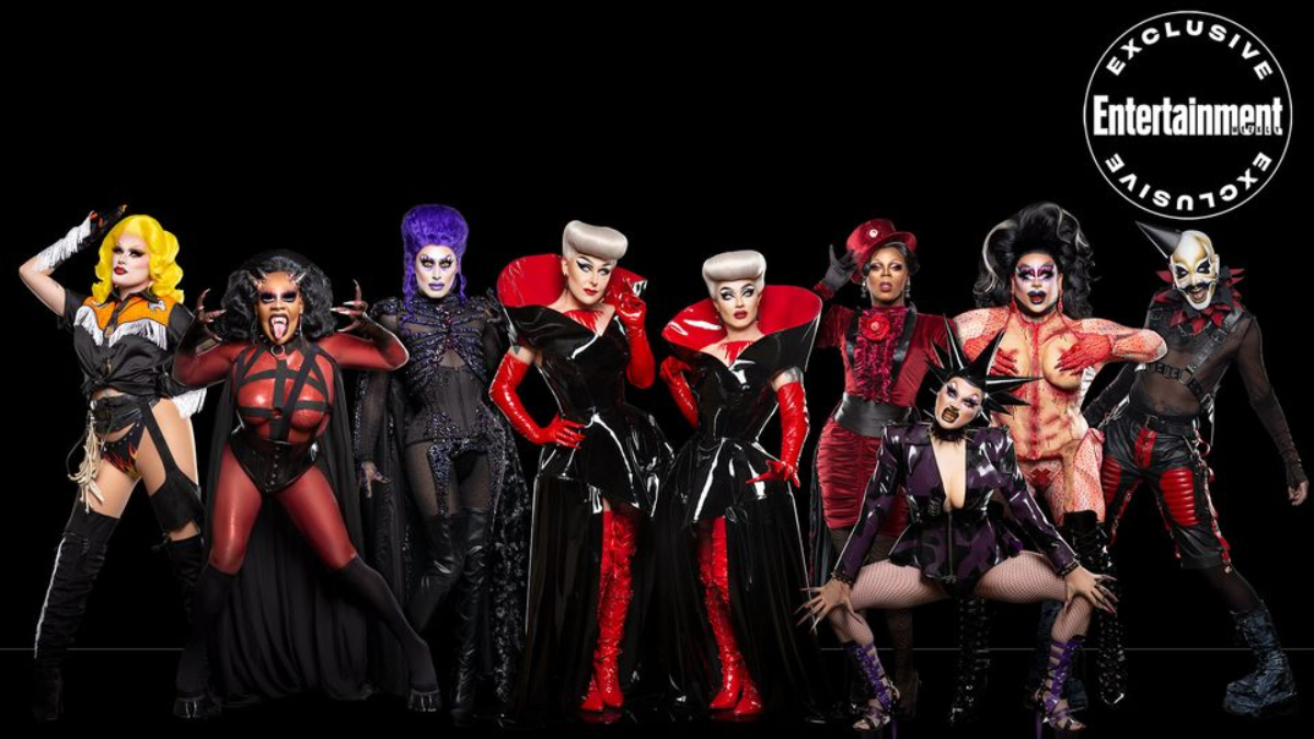 The Queens Who Saved Halloween: The Boulet Brothers' Dragula: Resurrection 1