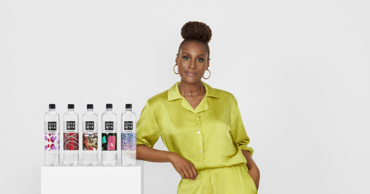 "Press Release: LIFEWTR® Partners with Issa Rae to Launch ""Life Unseen™,"" a New Platform for Fair Representation in the Arts 5"